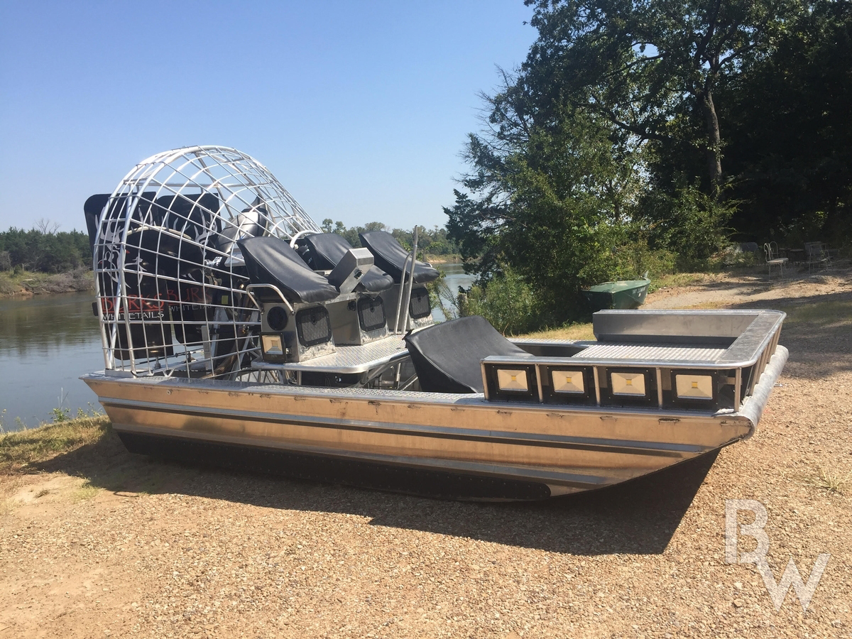 Airboat Rides - Fishing Trips
